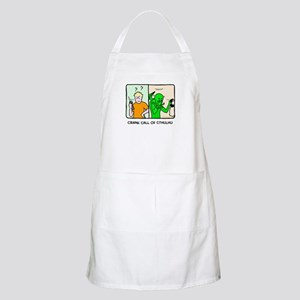 Crank call of cthulhu BBQ Apron